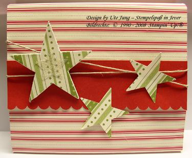 1. Preis meiner Workshop-Weihnachtsverlosung