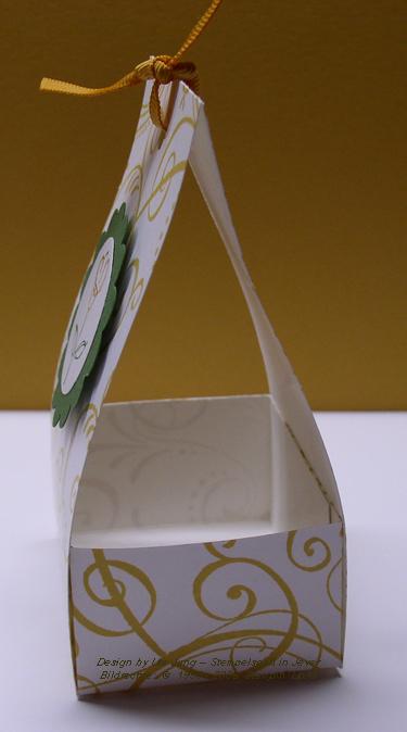 Seitenansicht Verpackung