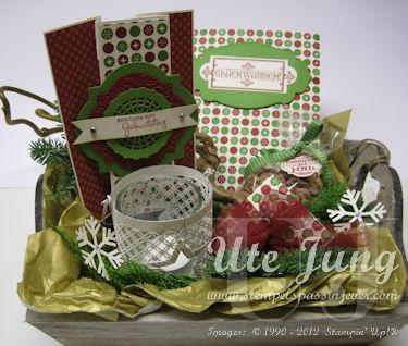 Weihnachtliches Geburtstagsgeschenk