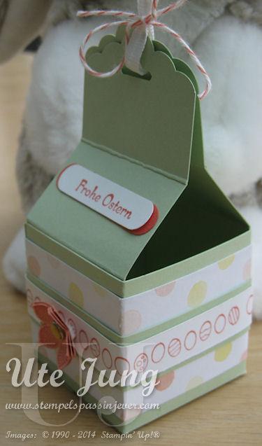 Osterverpackung für nette Kleinigkeiten