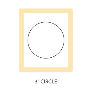 Originals 3 Inch Kreis