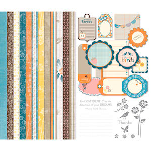 129928 Afternoon Tea Ii Kit - Digital Download
