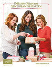 Stampin' Up! Herbst-/Winterkatalog 2014