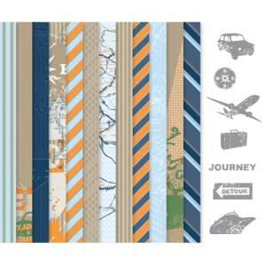 121071 Travel Journal Digital Kit - Digital Download. Statt 8,95 € nur 5,37 €