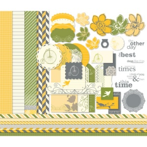 129882 Tea Time II Digital Kit - Digital Download. Statt 6,95 € nur 4,17 €
