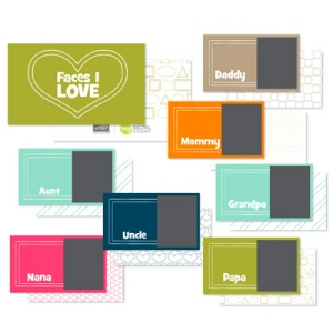 134595 Faces I Love Swatchbook Template - Digital Download. Statt 10,95 € jetzt 6,57 €