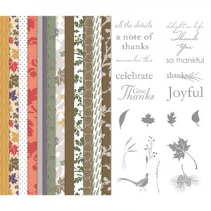 Autumn Traditions Kit - Digital Download