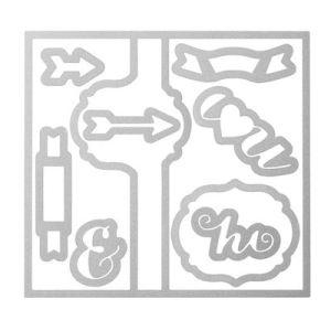133479 Thinlits Formen Pop-up-Karte Etikett. Statt 39,95 € jetzt 29,96 €