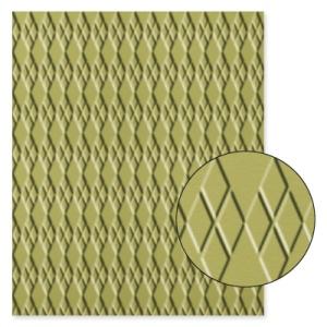 127750 Textured Impressions Rautenmuster. Statt 9,50 € jetzt 7,13 €