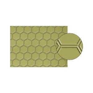 129378 Textured Impressions Prägeform Honigwaben. Statt 9,50 € jetzt 7,13 €