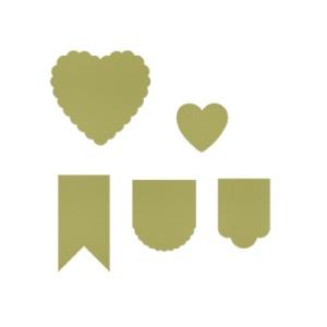130159 Framelits Formen Hearts a Flutter. Statt 27,95 € jetzt 20,96 €