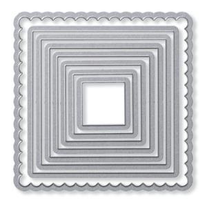 130921 Framelits Formen Quadrat-Kollektion. Statt 29,95 € jetzt 22,46 €