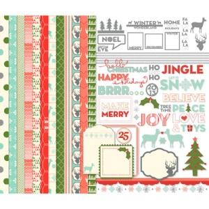 132793 Jingle And Joy Kit - Digital Download. Statt 10,50 € jetzt 6,30 €