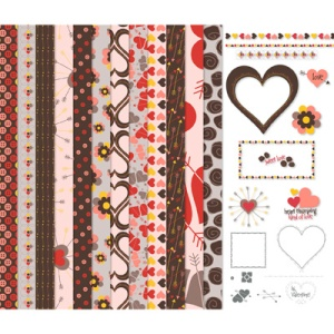 133024 Box Of Chocolates Kit - Digital Download. Statt 8,95 € jetzt 5,37 €