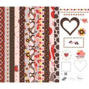 133024 Box Of Chocolates Kit - Digital Download. Statt 8,95 € jetzt 5,37 €