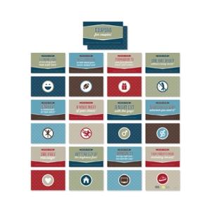 132561 Fine Print Coupons Swatchbook - Digital Download. Statt 10,95 € jetzt 6,57 €