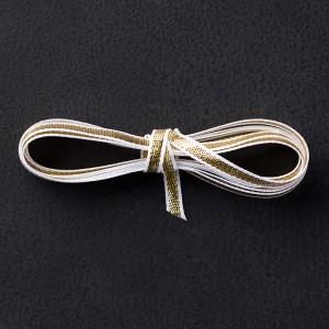 """134583 1/8"""" (3,2 mm) Geschenkband in Gold. Statt 6,25 € jetzt 4,69 €"""