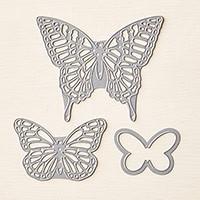 137360 Thinlits Formen Schmetterlinge zum Preis von 27,95 Euro