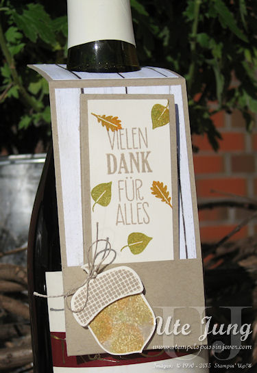 Stampin' Up! Eichelstanze