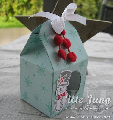 Weihnachtliche Leckereienbox