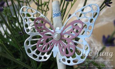 Thinlits Schmetterlinge und Framelits Schmetterling