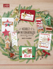 Stampin' Up! Herbst-/Winterkatalog 2016