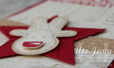 Stampin' Up! Weihnachtspotpourri