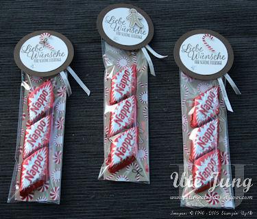 Schnelle Süßigkeitenverpackung