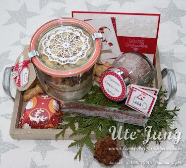 Weihnachtsgeschenk aus eigener Küche