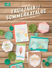 Stampin' Up! Frühjahr-/Sommerkatalog 2017
