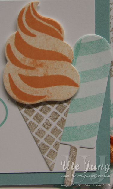 Stampin' Up! Eis, Eis, Baby!