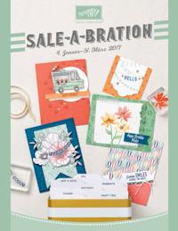 Sale-A-Bration 2017. Erhältlich bis 31.03.2017