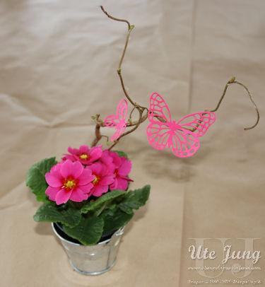 Frühlingsdeko Schmetterlinge