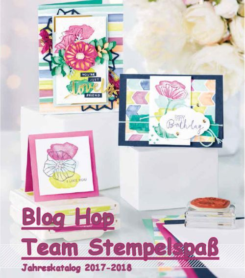 Blog Hop Team Stempelspaß