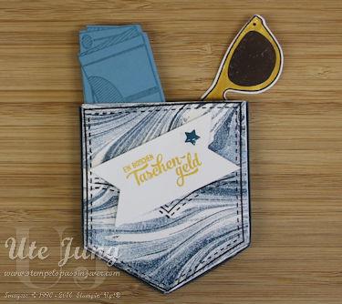 Stampin'Up! Produktpaket Tasche voller Sonnenschein