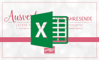 Ausverkaufsliste XLSX