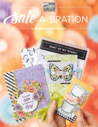 Sale-A-Bration 2019. Erhältlich bis: 31.03.2019