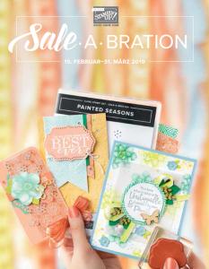 Sale-A-Bration Teil 2. Erhältlich bis: 31.03.2019