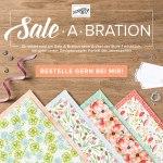 Sale-A-Bration Teil 3. Erhältlich bis: 31.03.2019