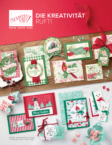 Stampin' Up! Herbst-/Winterkatalog 2019