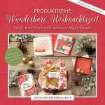 Produktreihe Wunderbare Weihnachtszeit. Erhältlich ab 01.11.2019, solange der Vorrat reicht!