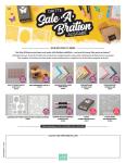 Sale-A-Bration 2020. Nur noch bis 31.03.2020