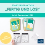 Starterset Aktion Fertig und los! 01.-30. September 2020