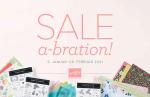 Sale-A-Bration 2021. Gültig bis 28.02.2021