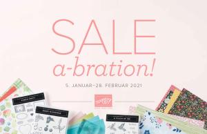 Sale-A-Bration 2021