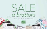 Sale-A-Bration 2021 Teil 2. Gültig bis 30.09.2021
